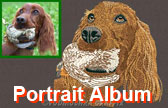 Embroidery Portrait Digitizing - Sample Album #3