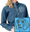 Beagle Embroidered Patch for Beagle Lovers - Click to Enlarge