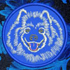 Samoyed Embroidered Patch for Samoyed Lovers - Click to Enlarge